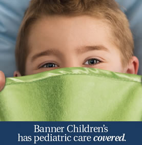 Pediatric Care 2x2 Banner